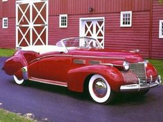 1940 Cadillac 62 Custom Convertible