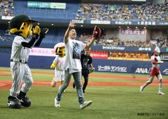 ウルトラマンが京セラドーム大阪にやってきた!