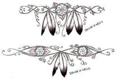 cherokee indian tattoos - Google Search