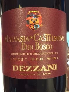 Check out this Malvasia di Castelnuovo don Bosco 2006 from Dezzani on Vivino.