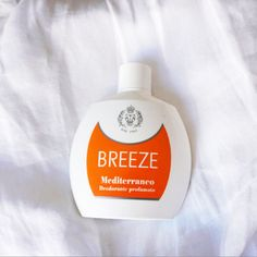 Picked up at Mazzolari in Milan, this fresh deodorant splash is Gwen's scent of the summer. She loves smelling the Mediterranean all season long in NYC!