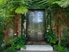 Beautiful Exterior Entry
