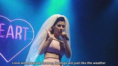 She's a super cute Welsh singer-songwriter who, moving forward, deserves your undivided attention. | 21 Reasons Marina And The Diamonds Should Always Be On Your Playlist