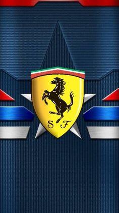 Ferrari Sign, Ferrari F1, Lamborghini, Ios 11 Wallpaper, Apple Wallpaper, Top Cars, Art Logo, Motors, Mustang