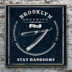 Brooklyn Grooming, Stay Handsome!  #brooklyngrooming #mensgrooming #handsome #stayhandsome #beard #mustache
