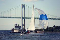 Rose Island Lighthouse 081513 | Flickr - Photo Sharing!