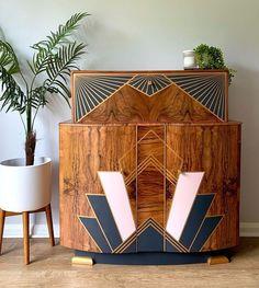 Art Deco Furniture, Art Object, Buffet, Household, Objects, Wine, Room, Bread, Home Decor