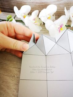 Origami, Stamping Up, Goodies, Workshop, Gift Wrapping, Packaging, Place Card Holders, Templates, Cards