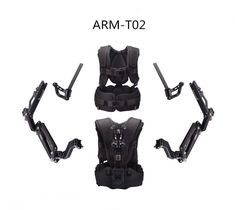 Tilta Armor Man ARM-T02 ARMOR-MAN Ultimate Steadicam Gimbal Support DJI Ronin-M