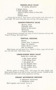 Summer Salad Recipes, Fruit Salad Recipes, Fruit Salads, Salad Dressing Recipes, Salad Dressings, Summer Salads, Group Recipes, Grandma's Recipes, Cooking Recipes