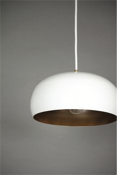 Rhoda CL blanc / or- Suspension - – Lampari