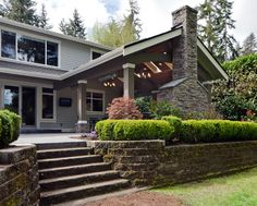 Seattle Traditional Home Outdoor Covered Patio Design, Pictures, Remodel, Decor and Ideas - page 7