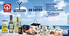 50 lotes Ybarra y Carmencita