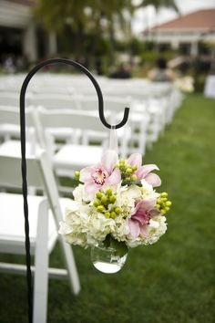floral design for outdoor weddings | Photos courtesy of Mollie Jane Photography