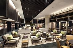 Lotte Hotel Hanoi, Hanoi, Lobby Sitting Area