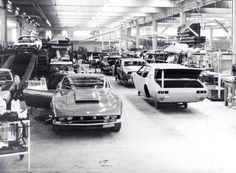 Iso Rivolta factory.