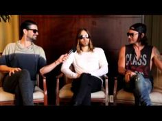 30 Seconds To Mars fala sobre Heavy Metal no Wikimetal,. (via http://www.youtube.com/watch?v=d7HBGkkCZyg