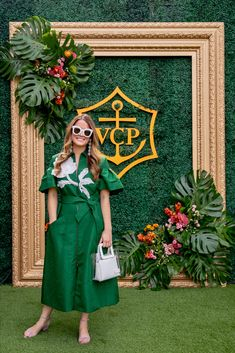 Jennifer Lake Veuve Clicquot Polo Classic Carolina Herrera