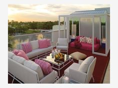 Outdoor Room Design Ideas - Photos of Outdoor Rooms - Home and Garden Design Ideas