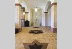 REDDOT - Category: Product Design - winner Admonter Rhombus - unique wooden flooring, that can be fitted together to create various shapes- whether classical or modern Red Dots, Wooden Flooring, Product Design, Designer, Shapes, Events, Canning, Create, News