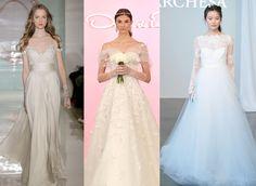 Copie e cole: um destes 52 vestidos de noiva vai ser a sua cara