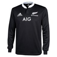 All Blacks 2013/14 LS Rugby Jersey