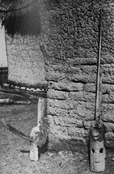 Schweeger-Hefel, Masken und Mythen : Familie Ganamé in Yoro 1965