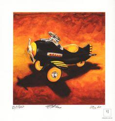 Fernando Ekman  1/100  Impressão em giclée, 2011  Impressão especial com Jato de tinta.  Em ótimo estado de conservação.    fernando ekman, memória, objetos, aquarela, pintura, impressão, fine art  20120056 R$119,90