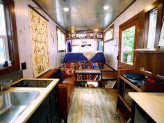 To cut back on bills and embrace a new kind of lifestyle, these homeowners traded their spacious homes for tiny houses. With the help of the 'Tiny Luxury' team, their new abodes are more luxurious than they could have possibly imagined.