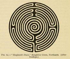 """Shepherd's Race"""", Boughton Green, Northants"""