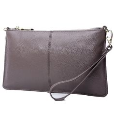 Lecxci Leather Crossbody Purses Clutch Phone Wallets with Card Slots New #Lecxci
