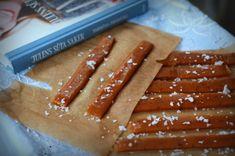 Salt smörkola från Julens söta saker   Söta saker