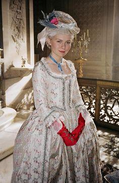 Kirsten Dunst, Church Dress, Marie Antoinette, Movie. 18th Century.