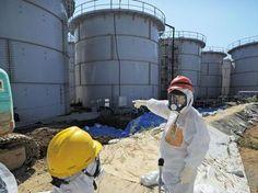 Operadora de Fukushima vai buscar ajuda externa sobre água tóxica http://newsevoce.com.br/?p=6402