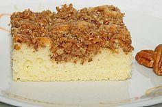 Pecannuss-Kuchen