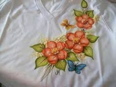 Imagen relacionada Best Web, Fabric Painting, Patch Aplique, Design, Ideas, Fashion, Butterflies, Tejidos, Appliques