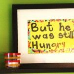 Eric Carle- The Very Hungry Caterpillar party theme