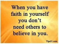 So true, keep the faith
