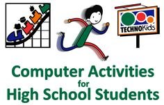 Prepare your students for the future! The Senior Computer Curriculum Set of technology projects includes advanced activities designed for students in Grades 8-12.