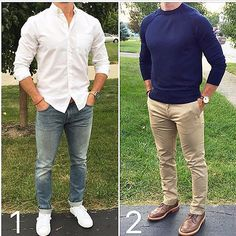 1 or 2 pick your look