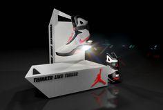 Nike Air Mag X Michael Jordan (custom) // Nike Air Mag, Kicks Shoes, Back To The Future, Michael Jordan, Swagg, Shoe Game, Black Nikes, Air Jordans, Mens Fashion