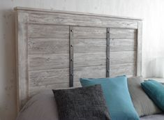 Rustic Furniture, Bed Pillows, Pillow Cases, Diy, Home Decor, Recycled Furniture, Objects, Summer Time, Home