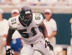 Kevin Hardy # 51 Jacksonville Jaguars LB College:Illinois