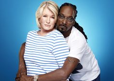 """What """"Martha & Snoop's Potluck Dinner Party"""" Taught Me About Friendship"""