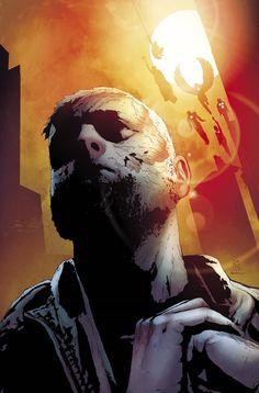 Secret Wars: Old Man Logan #5 by Andrea Sorrentino