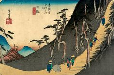 Chasing Hiroshige's Vision of Japan - The New York Times