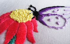 Embroidery adventures