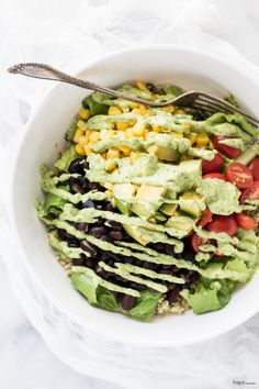 14 Healthy Make Ahead Lunch Bowls To Bring To Work