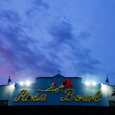 The one and only Rosebowl. #Pasadena #Hometown