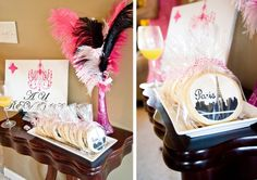 Love the feather pens to sign guest book with?
